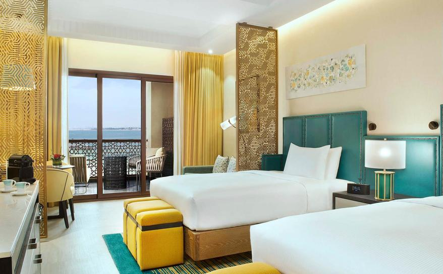 One Bedrom Sea View Suite